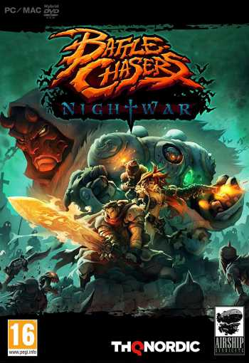 بازی Battle Chasers Nightwar برای PC